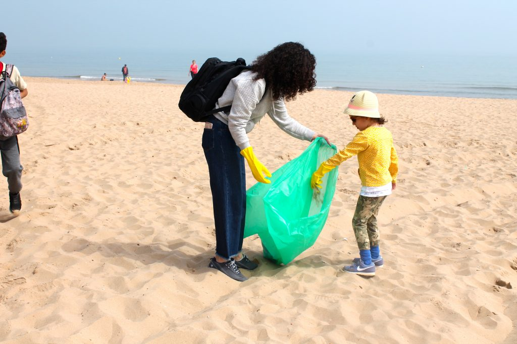 Beach Clean in Tunis
